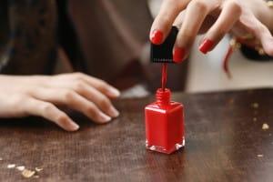 dr raouf farag nail polish prepping